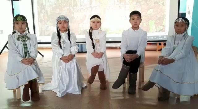 Ноо! -дэтэн, чуопчаарыах! Оскуолаҕа киириэн иннинээҕи саастаах оҕолорго уонна окуола оҕолоругар кэтэхтэн ыытыллыбыт улуустааҕы фестиваль түмүгэ 2021 сыл